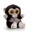 Pluche gorilla knuffel 15cm