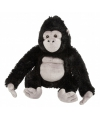 Pluche gorilla knuffel 30 cm