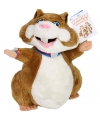 Pluche hamster knuffel 27 cm