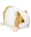 Pluche hamster knuffeltje 10 cm