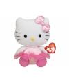 Pluche hello kitty ballerina 14 cm