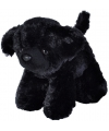 Pluche hondje labrador knuffel 18 cm
