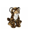 Pluche jaguar knuffel 30 cm