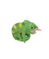 Pluche kameleon 19 cm