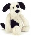 Pluche knuffel hond bashful 31 cm