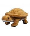 Pluche knuffel landschildpad 15 cm