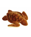 Pluche knuffel schildpad 34 cm