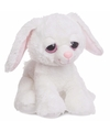 Pluche konijn haas knuffel 30 cm