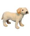 Pluche labrador knuffel puppy 35 cm