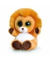Pluche leeuw knuffel 15cm