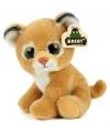 Pluche leeuwin knuffeltje 20 cm