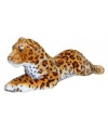 Pluche luipaard knuffel 60 cm