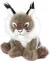 Pluche lynx knuffel 30 cm