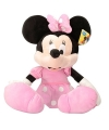 Pluche minnie mouse polkadot knuffel 60 cm
