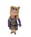 Pluche muppet miss piggy 20 cm