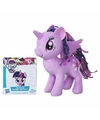 Pluche my little pony knuffel twilight sparkle 13 cm