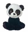 Pluche panda knuffel 30 cm