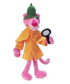 Pluche pink panther detective