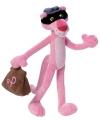 Pluche pink panther dief