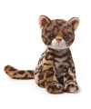 Pluche tijger kat 22 cm
