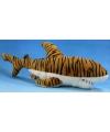 Pluche tijgerhaai 43 cm