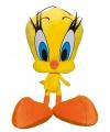 Pluche tweety knuffel 60 cm