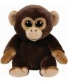 Pluche ty beanie aapje chimpy 25 cm