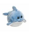 Pluche ty beanie ballz dolfijn 12 cm