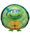Pluche ty beanie ballz ninja turtle leonardo