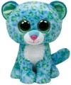 Pluche ty beanie luipaard leona 42 cm