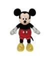 Pluche ty beanie mickey mouse met geluid 35 cm