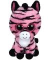 Pluche ty beanie zebra zoey 24 cm