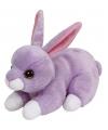 Pluche ty boo konijn lilac 15 cm