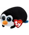 Pluche ty teeny pinguin knuffeltje 10 cm