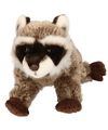 Pluche wasbeer knuffel 30 cm
