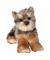 Pluche yorkie hond 30 cm