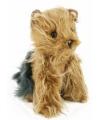 Pluche yorkshire terrier knuffel