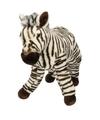 Pluche zebra knuffel 32 cm