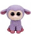 Schaap lam ty beanie knuffel lavender 24 cm