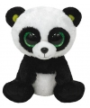 Ty beanie knuffel pandabeer 24 cm