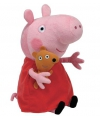 Ty beanie peppa pig knuffel 15 cm
