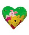 Winnie de poeh kussen hart