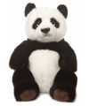 Wnf pluche zittende panda beer 30 cm