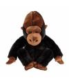 Zilverrug gorilla 25 cm