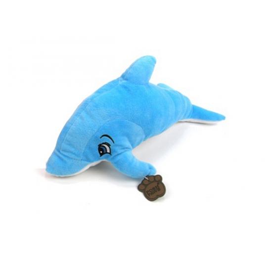 9829b4c4cd30ef Pluche blauwe dolfijn, Dolfijnen knuffels - Knuffels-shop.nl