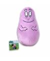 Barbapapa pluche knuffel roze 32 cm