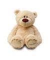 Grote pluche knuffel beer nounours vanille 80 cm