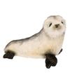Hansa pluche zeehond knuffel 17 cm