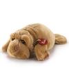 Pluche zeekoe knuffel 27 cm