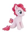 Roze my little pony zeepaardje knuffel pinkie pie 32 cm